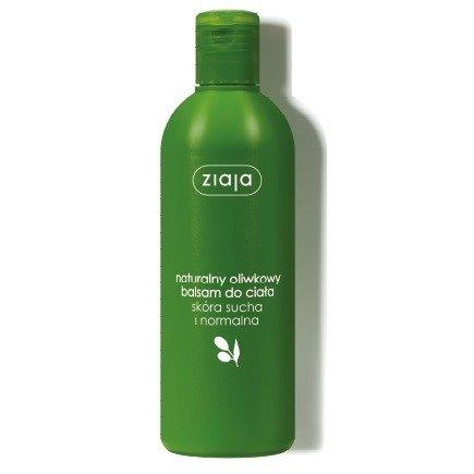 Ziaja - Oliwkowa - Naturalny BALSAM do ciała polecany do cery suchej i normalnej, 300 ml.