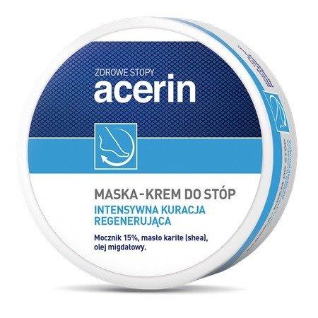 ACERIN Maska-krem, do Stóp 100 ml.