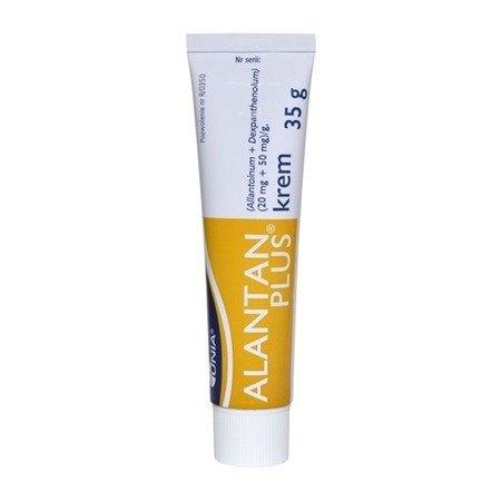 Alantan Plus - KREM, 35 g.