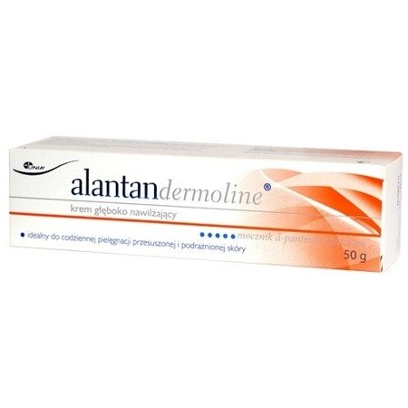 AlantanDermoline - KREM głęboko nawilżający, 50 g.