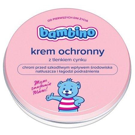 Bambino - KREM ochronny do twarzy i ciała od pierwszych dni życia., 75 g.