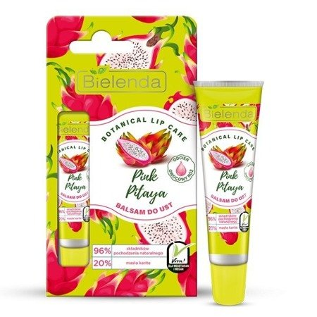 Bielenda Botanical Lip Care, BALSAM do ust Pink Pitaya, 10 g