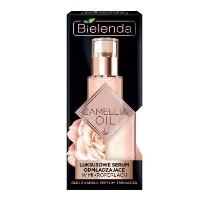 Bielenda Camellia Oil, SERUM odmładzające, 30 ml