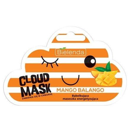 Bielenda Cloud Mask, MASECZKA mango, 6 g.