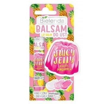 Bielenda Juicy Jelly, BALSAM do ust ananas, 10 g.
