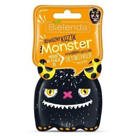 Bielenda Monster, MASECZKA w płacie ODWAŻNY KAZIK, 1 sztuka