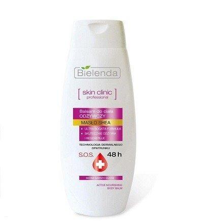 Bielenda - Skin Clinic Professional - BALSAM odżywczy do ciała, 400 ml.