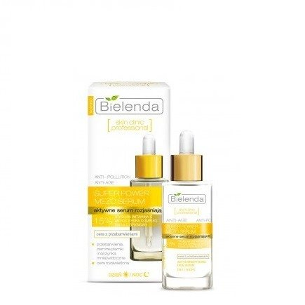 Bielenda - Skin Clinic Professional, SERUM rozjaśniające, 30 ml.