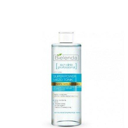 Bielenda - Skin Clinic Professional - TONIK nawilżający Anti-Age, 200 ml.