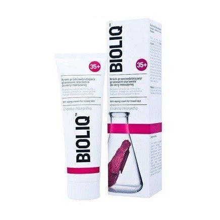 Bioliq 35+ - KREM przeciwdziałający procesom starzenia do cery suchej, 50 ml.