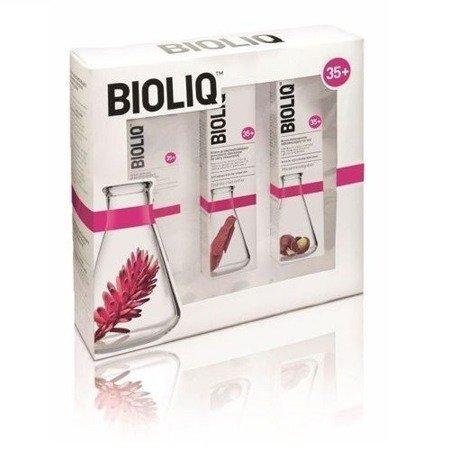 Bioliq 35+ - ZESTAW kremów do cery suchej, 50+50+15 ml.