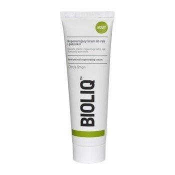 Bioliq Body - KREM regenerujący do rąk i paznokci, 50 ml.