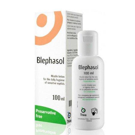 Blephasol - PŁYN micelarny do wrażliwych powiek, 100 ml.