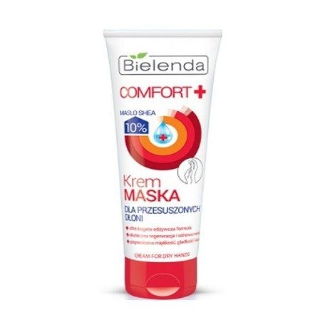 Comfort+ - Krem Maska dla przesuszonych dłoni, 75 ml.