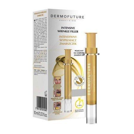DermoFuture Precision, WYPEŁNIACZ zmarszczek 10 ml.
