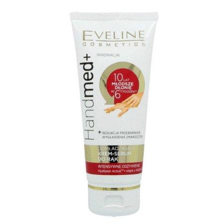Eveline Hand Med - odmładzający krem-serum do rąk, 100 ml