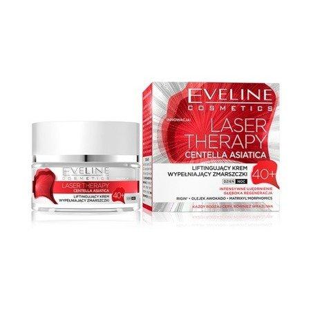 Eveline Laser Therapy, KREM liftingujący 40+ na Dzień i Noc, 50 ml