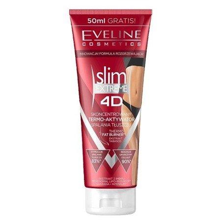 Eveline Slim Extreme 3D - termoaktywne serum wyszczuplające, 250 ml.