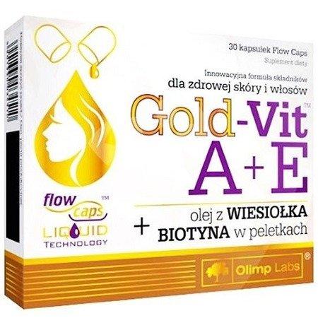 Gold-Vit A+E, 30 kapsułek. Olimp DATA 14.04.2108