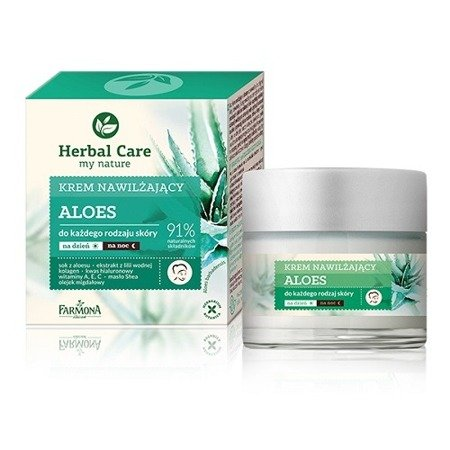 Herbal Care KREM Aloes, 50 ml.