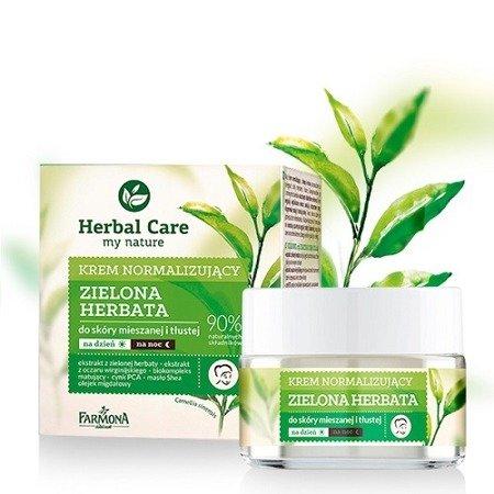 Herbal Care KREM Zielona Herbata, 50 ml.