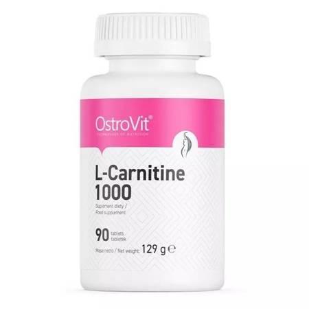 L-Karnityna Plus, 80 tabletek do ssania.(Olimp)