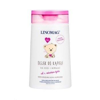 Linomag - OLEJEK do kąpieli, 200 ml.(Ziołolek)