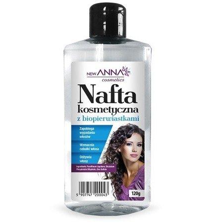 Nafta kosmetyczna - Z biopierwiastkami, 120 g.(Anna)