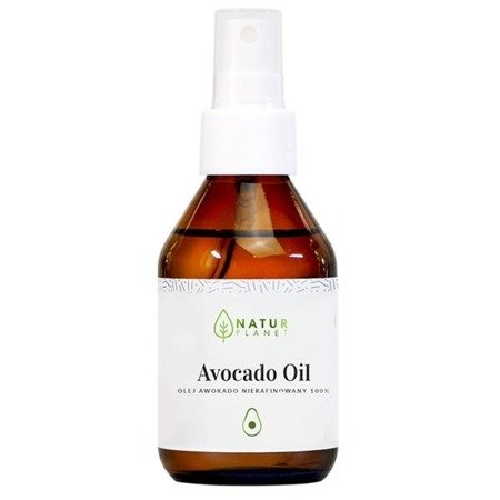 Olej Avocado, Kosmetyczny 100 ml.  Natur Planet.