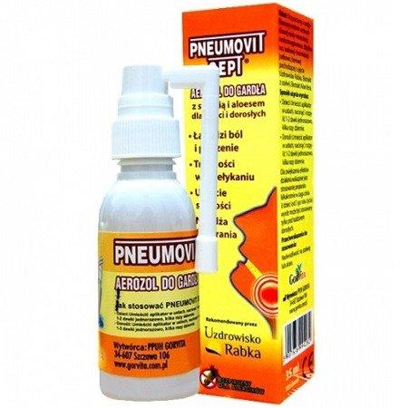 Pneumovit Sept - AEROZOL, 35 ml.