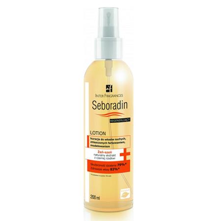 Seboradin - Regenerujący - LOTION, 200 ml.