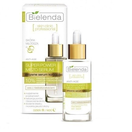 Skin Clinic Professional Korygująca - SERUM anti age na DZIEŃ i NOC, 30 g.