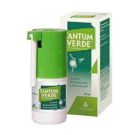 Tantum Verde - AEROZOL, 30 ml.