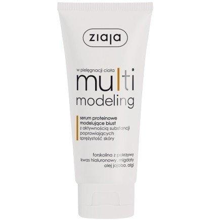 ZIAJA - Multimodeling - SERUM proteinowe modelujące biust, 100 ml.