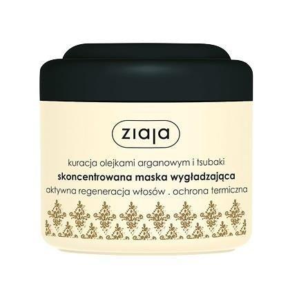 Ziaja - Arganowa - MASKA wygładzająca, 200 ml.