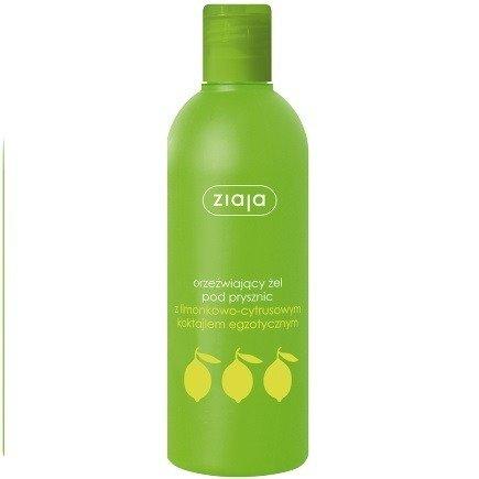 Ziaja - Limonkowa - ŻEL do mycia, 270 ml.