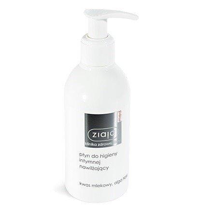 Ziaja MED - Intima - PŁYN do higieny intymnej NAWILŻAJĄCY, 200 ml.