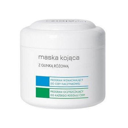 Ziaja Pro – MASKA kojąca z glinką różową, 200 ml.