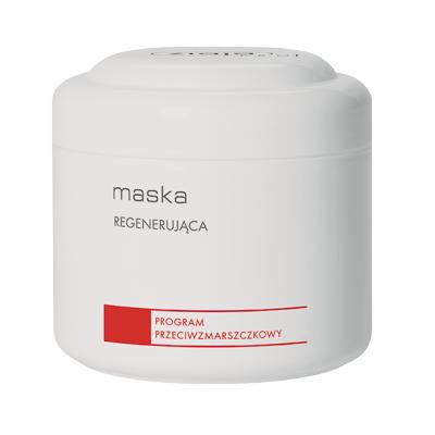 Ziaja Pro – MASKA regenerująca i przeciwzmarszczkowa, 250 ml.