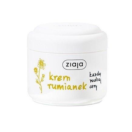 Ziaja - Rumiankowa - KREM do każdego rodzaju cery z witaminami A+E, 100 ml.