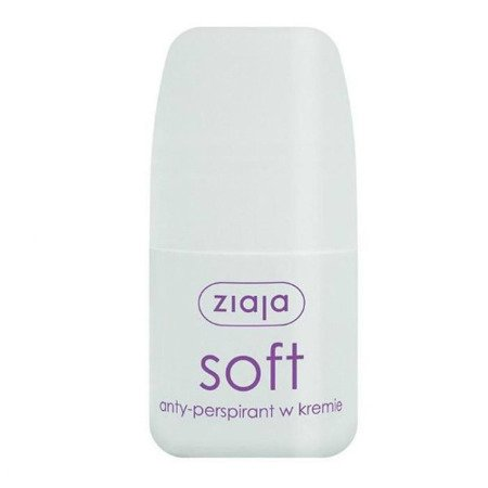 Ziaja SOFT - antyperspirant w kremie, 60 ml.