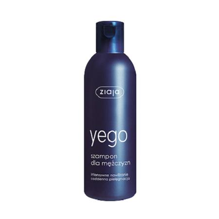 Ziaja - Yego - SZAMPON dla mężczyzn, 300 ml.