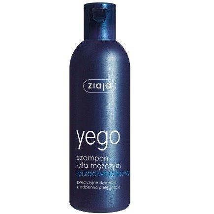 Ziaja - Yego - SZAMPON przeciwłupieżowy dla mężczyzn, 300 ml.