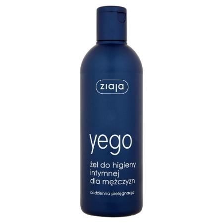 Ziaja - Yego - ŻEL do higieny intymnej dla mężczyzn, 300 ml.