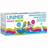 Unimer Baby - Sól fizjologiczna, 50x5 ml.